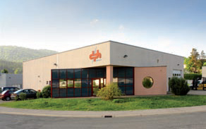 Company DPH International in GROSSIAT, France.